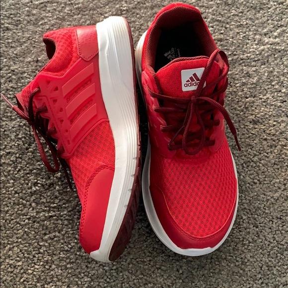 Adidas Cloudfoam Ortholite Red Size 9